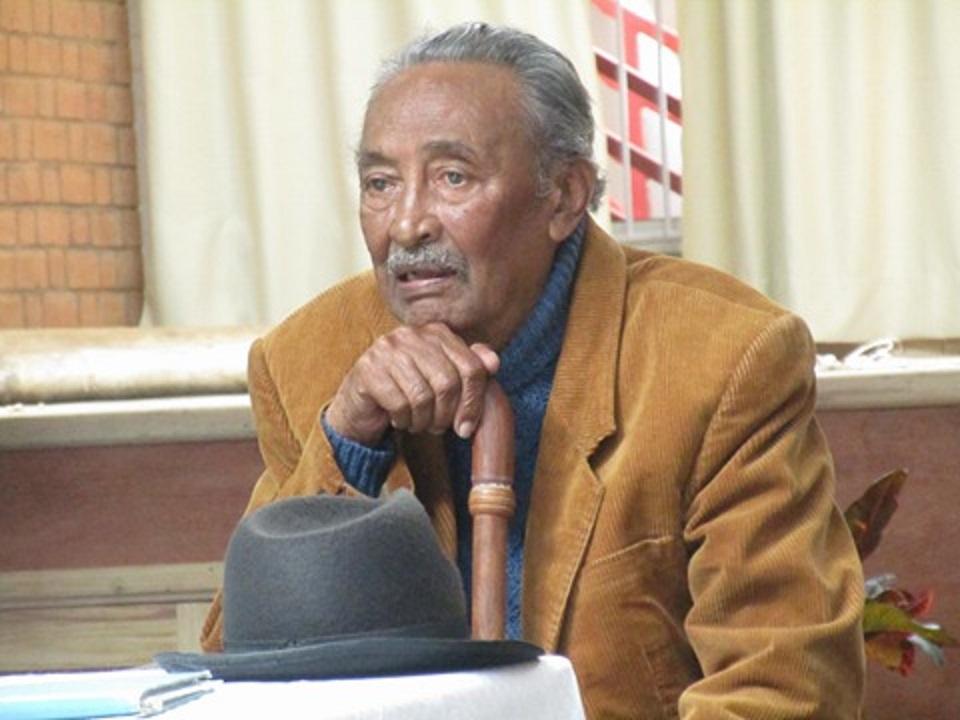 Roland RAPARIVO: éminent peintre témoin de l'insurrection de 1947