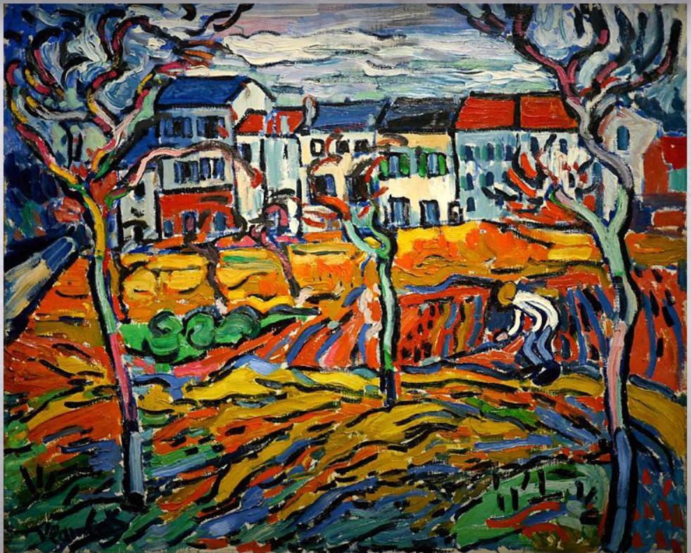 Le fauvisme : des peintures aux couleurs de scandale
