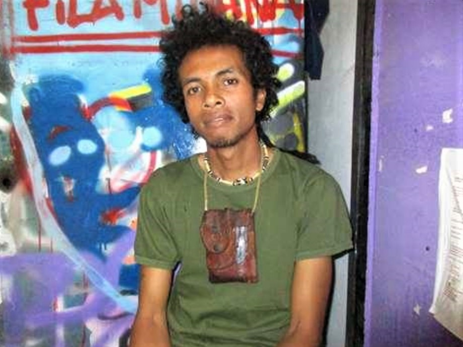 Taka Andrianavalona, artiste contemporain aux multiples talents