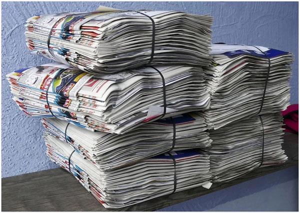 Recycler du papier à Mada, c'est facile !
