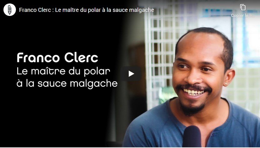 Franco Clerc : Le maître du polar à la sauce malgache