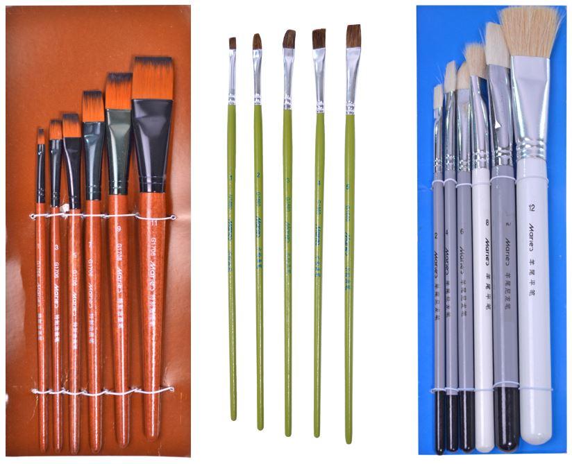 Beaux-arts : les meilleures façons de nettoyer les pinceaux