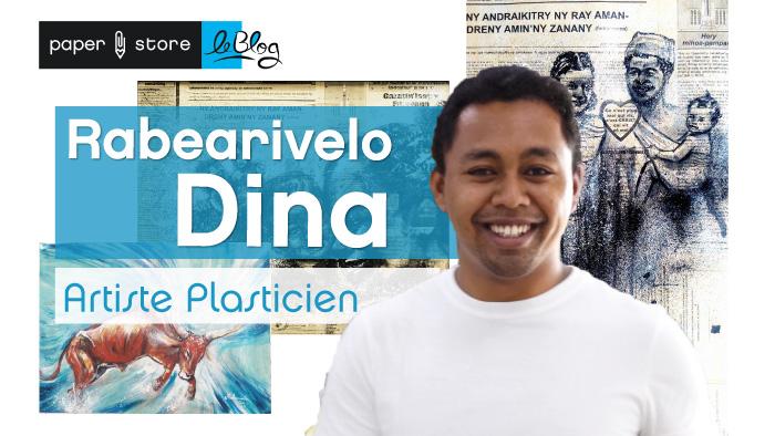 Dina Rabearivelo redonne vie aux journaux, grâce à ses dessins