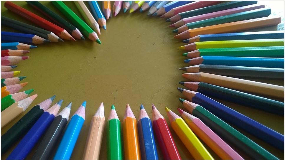 L'art de créer avec des crayons de couleur