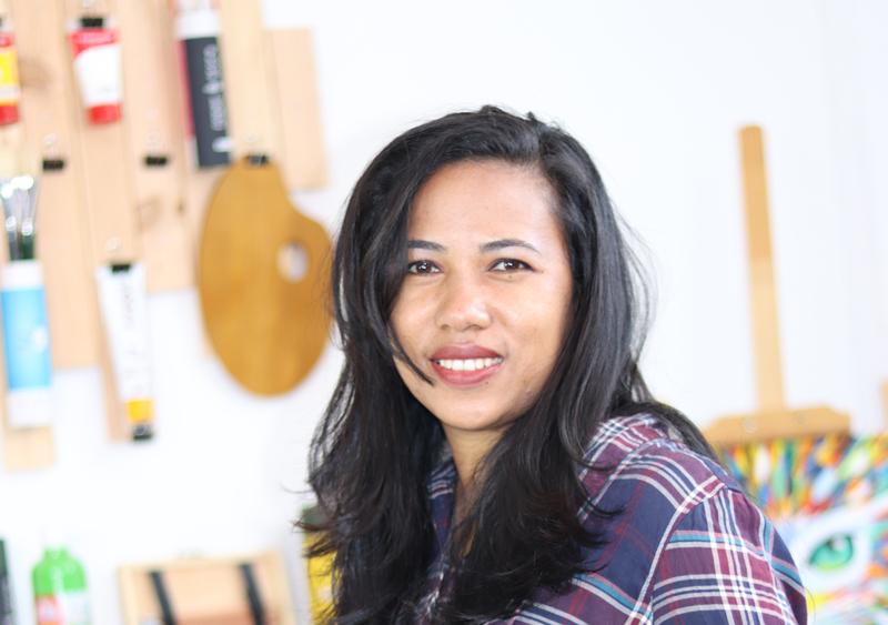 Tiane : Maman hyperactive passionnée d'art